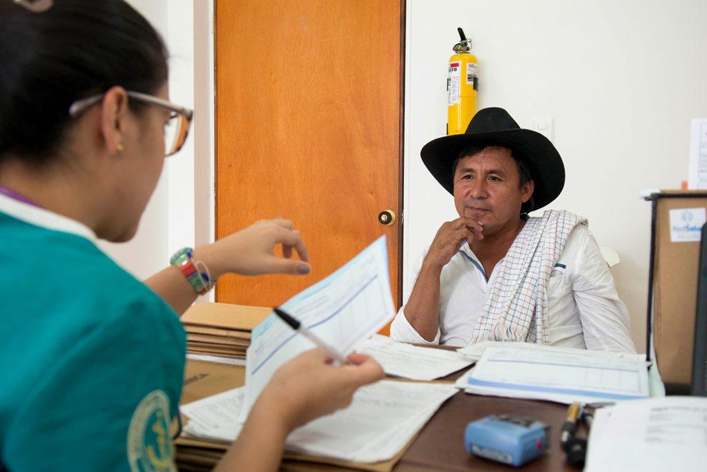 Modelo colaborativo contra la enfermedad de Chagas