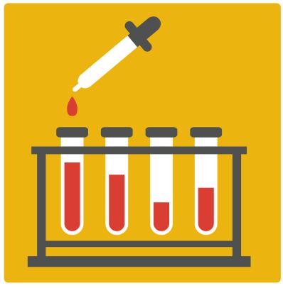 image of tube tests