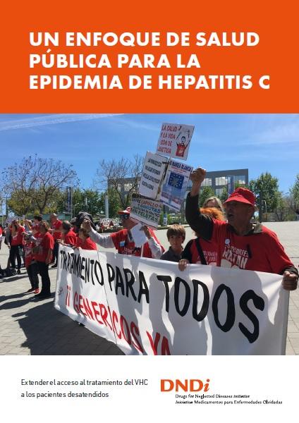 Un Enfoque de Salud Pública  para la Epidemia de hepatitis C