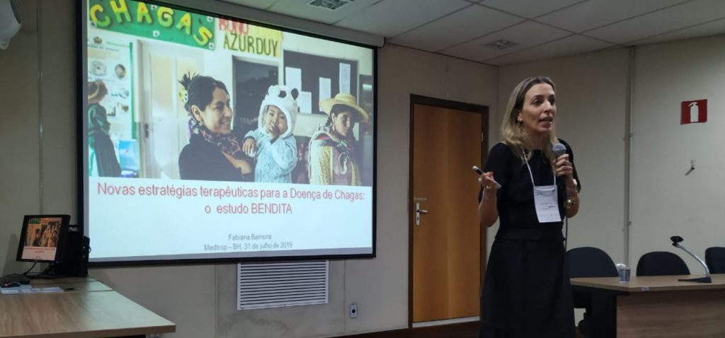 Medtrop 2019: apresentação do estudo Bendita encerra participação da DNDi no congresso