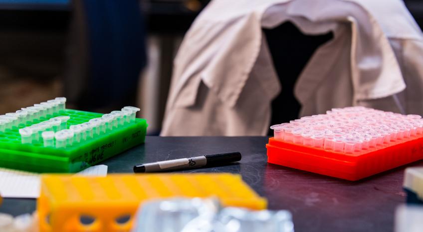 Equipamentos de laboratório