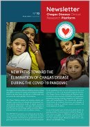 Coverpage Chagas Platform Newsletter 2020